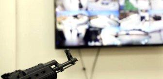 Tel Abyad kentinde teröristlere göz açtırılmadan 24 saat izleniyor