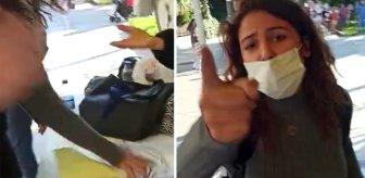 CHP'nin kalesi İzmir'de AK Parti standına saldırı! Olay anı anbean kamerada