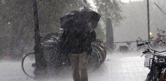 Meteoroloji, 57 ile sağanak yağış uyarısında bulundu
