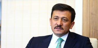 AK Parti Genel Başkan Yardımcısı ve İzmir Milletvekili Hamza Dağ'ın koronavirüs testi pozitif çıktı