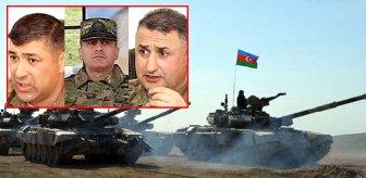 Cepheyi Ermenistan'a dar eden Azerbaycan ordusunun kilit noktası olan üç general dikkat çekti