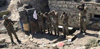 Rus gazeteci Ermeni cephesinden bildirdi: Dayanılmaz bir koku var, askerlerin cesetleri ortalıkta duruyor