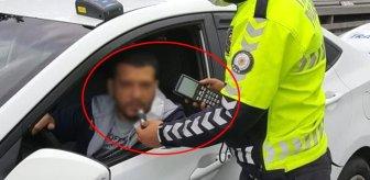 İstanbul'da trafik denetimlerinde 'uyuşturucu kiti' kullanılmaya başlandı