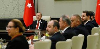 Cumhurbaşkanlığı Kabinesi bugün toplanacak! Gündemde koronavirüs, Azerbaycan ve Kıbrıs var