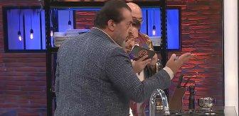 MasterChef'te büyük gerginlik! Mehmet Şef, yemeğini tadıma çıkarmayan Barbaros'u azarladı