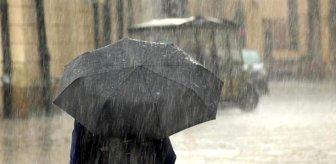 Meteoroloji uyardı: Hem sağanak hem fırtına geliyor