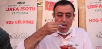 En lezzetli isot yarışmasında jüri olan Mahmut Tuncer zor anlar yaşadı
