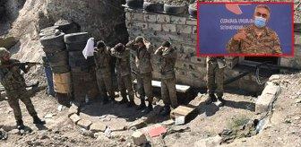 Cepheden kaçan Ermenistan yenilgiye kılıf uydurmaya çalıştı: Geri çekilme yenilgi değil