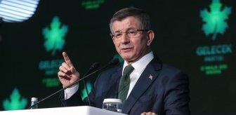 Bursa'da Gelecek Partisi'nden erken kopuş! İlçe Başkanı dahil 30 kişi istifasını verdi