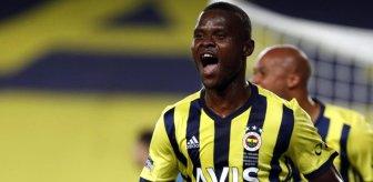 Fenerbahçeli golcü Samatta'nın sorduğu soru sosyal medyada gündem oldu