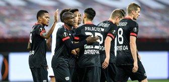Bayer Leverkusen, evinde Nice'yi 6-2 mağlup etti