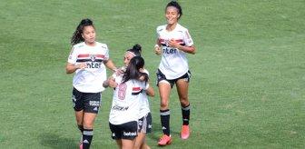 Sao Paulo Kadın Takımı, Taboao'yu 29-0 yenerek tarihi bir skor elde etti