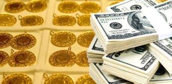 Merkez Bankası'nın sürpriz faiz kararı sonrası dolar ve altın rekor kırdı