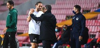 Yusuf Yazıcı'nın Avrupa Ligi'ndeki hat-trick'i, sosyal medyada en çok konuşulan konu oldu