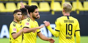 Dortmund'lu Emre Can'ın koronavirüs olduğu ortaya çıktı