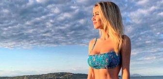 Spor spikeri Diletta Leotta, sosyal medya paylaşımıyla sırrını açığa çıkardı