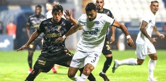 Kasımpaşa ile Göztepe 0-0 berabere kaldı