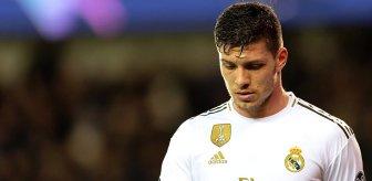 Karantinaya uymayan Real Madrid'li Luka Jovic'e altı ay hapis cezası isteniyor