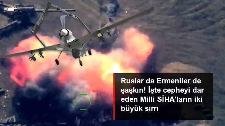Rusları çaresiz bırakan Bayraktar SİHA'nın iki büyük sırrı