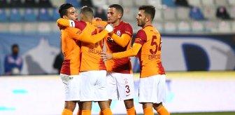 Son Dakika: Galatasaray, deplasmanda Erzurumspor'u 2-1 mağlup etti