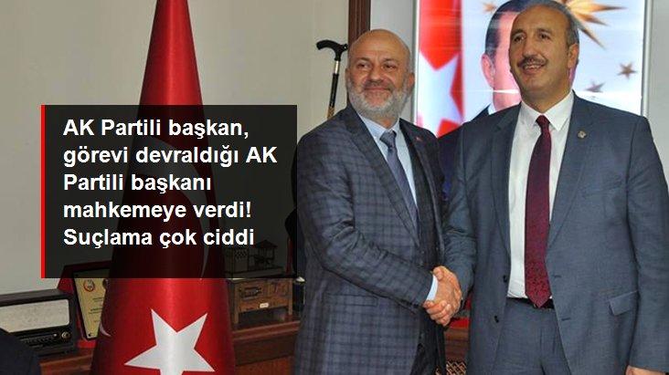 AK Partili başkan, belediyenin arsasını kendi vakfına devreden AK Partili selefini mahkemeye verdi