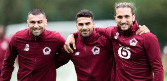 Lille, Abdülkadir Ömür ve Serkan Asan'ı gündemine aldı