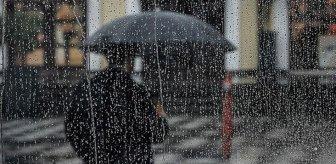 Meteoroloji tek tek sayıp uyardı! 4 ilde kuvvetli sağanak bekleniyor