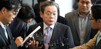 Ülkesinin en zenginiydi! Güney Koreli teknoloji devinin patronu yaşamını yitirdi