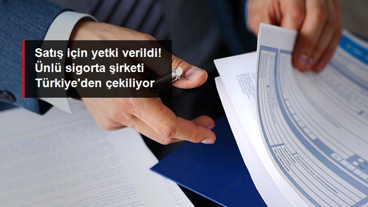 Hollandalı sigorta şirketi Aegon, Türkiye birimini satıyor