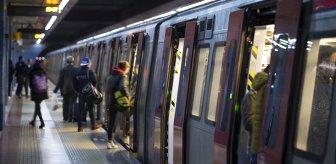 İstanbullunun yıllardır beklediği Mecidiyeköy-Mahmutbey metrosu açıldı