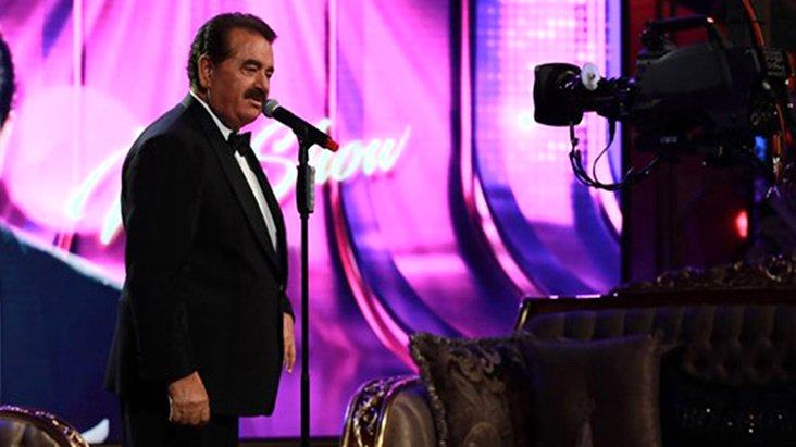 İbo Show'da İbrahim Tatlıses'le orkestra arasındaki diyalog herkesi güldürdü