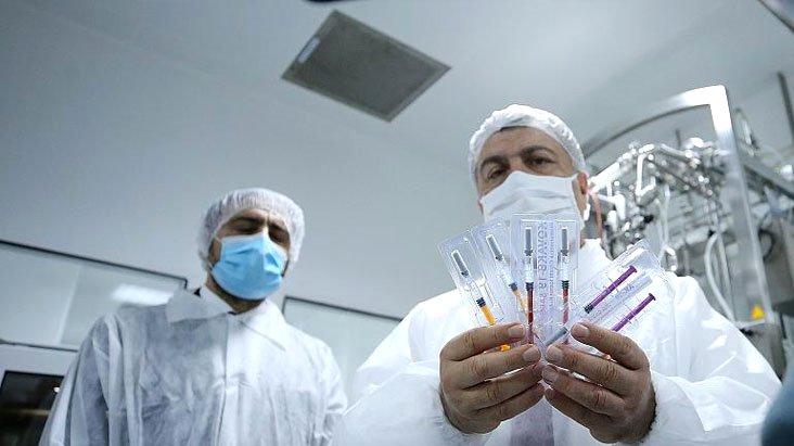 Yerli korona aşısında bir kritik eşik daha aşıldı! Bakan Koca, 'Umutluyuz' dedi
