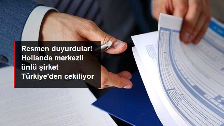 Sigorta devi Aegon, Türkiye dahil 4 ülkedeki faaliyetlerini satıyor
