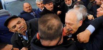 Şehit cenazesinde Kılıçdaroğlu'na yumruk atmıştı! Savunması yaptığından da skandal oldu
