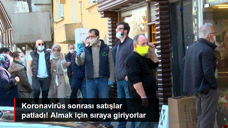 Koronavirüs sonrası satışlar patladı! Organik turşular yok satıyor