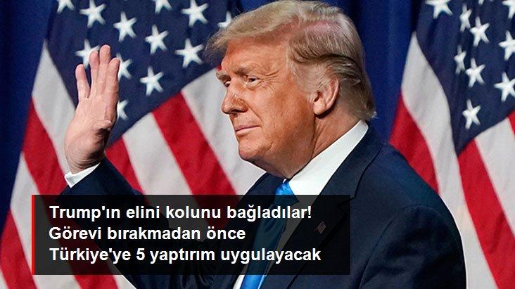 ABD'de senato savunma bütçesine onay verdi, Türkiye'ye yaptırımın önü açıldı