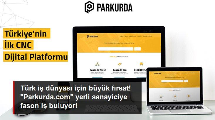 'Parkurda.com' yerli sanayiciye fason iş buluyor!
