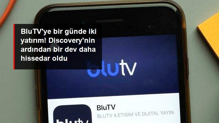 BluTV'ye bir günde iki yatırım! Discovery'nin ardından Twozero Ventures de hissedar oldu