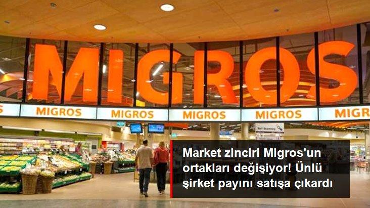 Kenan Investments, Migros'taki yüzde 11,77'lik payını satıyor