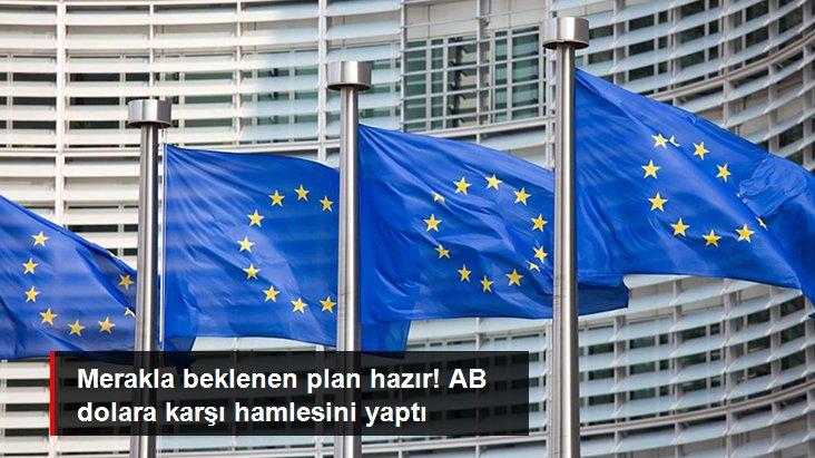 AB dolara karşı euroyu güçlendirme planını hazırladı