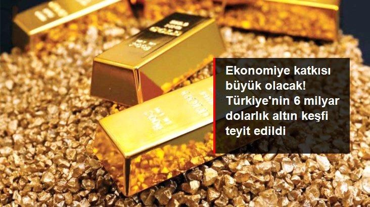Gübretaş'ın 6 milyar dolar değerindeki altın keşfi teyit edildi