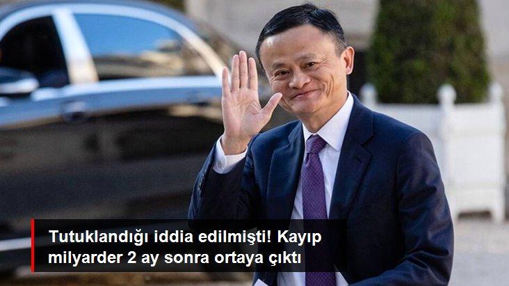 Alibaba'nın kurucusu Jack Ma 2 ay sonra ortaya çıktı: Salgın bittiğinde yeniden görüşeceğiz