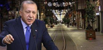 Cumhurbaşkanı Erdoğan'ın duyurduğu kısmi kapanma bugün başlıyor! İşte kalem kalem yeni tedbirler