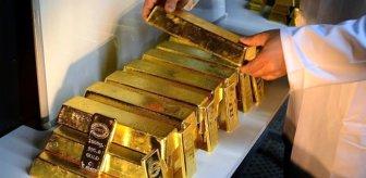 Altının kilogramı 473 bin 950 liraya yükseldi