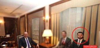 Bakan Çavuşoğlu'ndan Thodex'in kurucusuyla çekildiği fotoğrafa ilişkin ilk açıklama