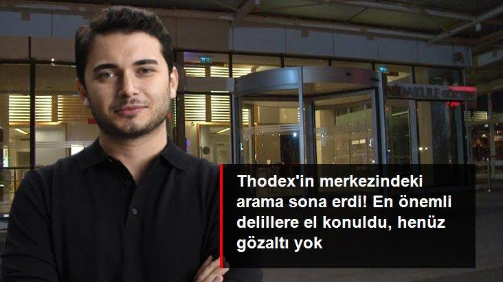 Kripto para borsası Thodex'in merkezinde yapılan arama sona erdi: Şirketteki bilgisayarlara el konuldu