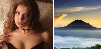 Yetişkin film yıldızı kutsal dağda sevgilisiyle ilişkiye girdi, ülke alarma geçti