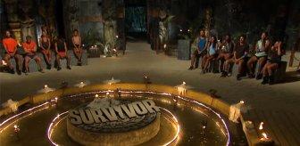 Survivor 2021'de çeyrek final öncesi son eleme heyecanı yaşandı! İşte adaya veda eden isim