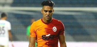 Transferi, Türkiye'yi ayağa kaldırmıştı! Falcao'nun kaçırdığı maç sayısı hayrete düşürdü