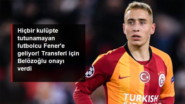 Hiçbir kulüpte tutunamayan futbolcu Fener e geliyor! Transferi için Belözoğlu onayı verdi